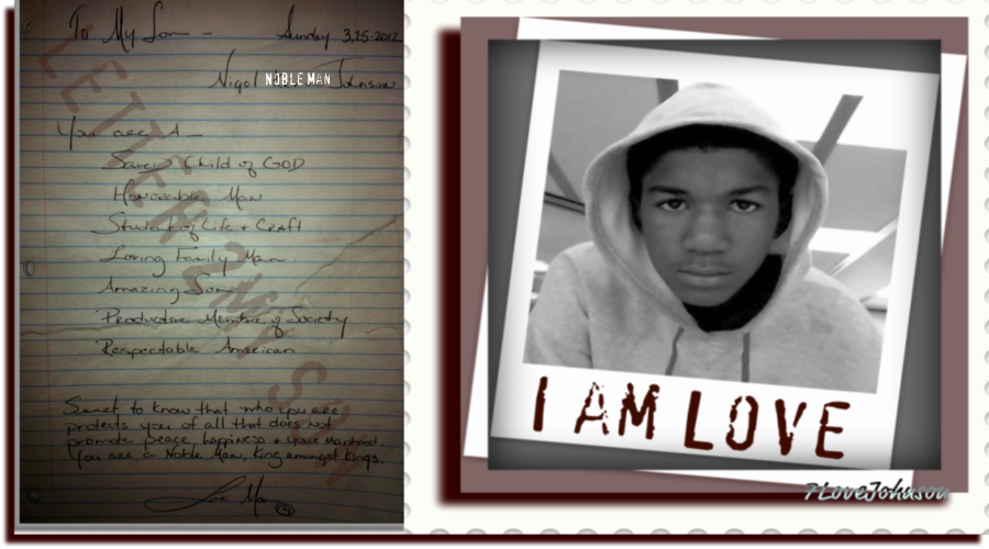 7lovejohnson_letter_2my_son_trayvon_i_am_love