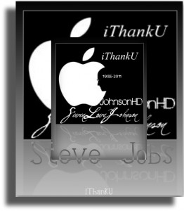 RIP Steve Jobs - iThankU