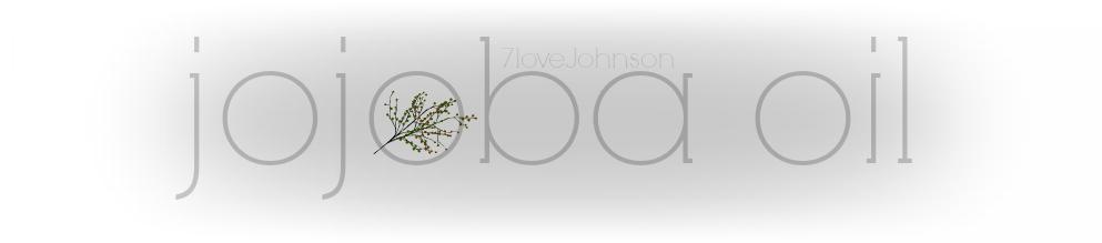 7lovejohnson-jojoba oil